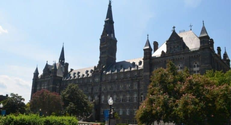 Is Georgetown University a Good School?