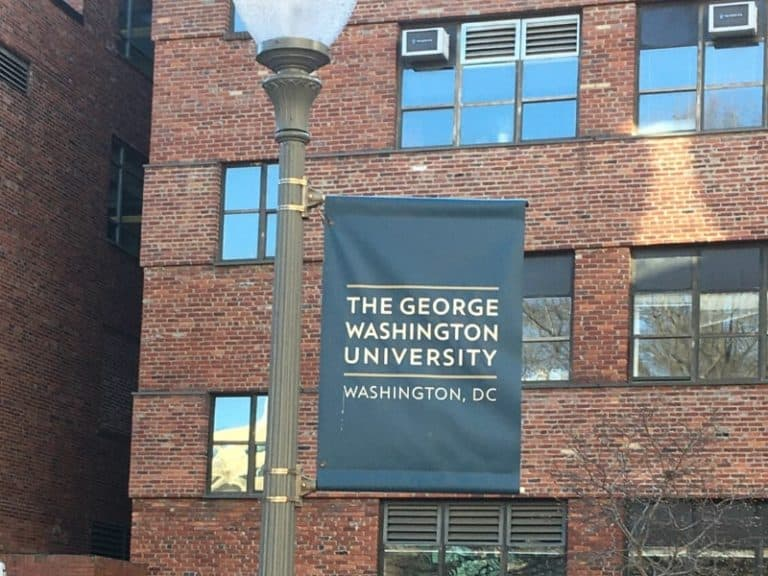 Is GWU a School for Rich Kids? Walking Tour & Information Session