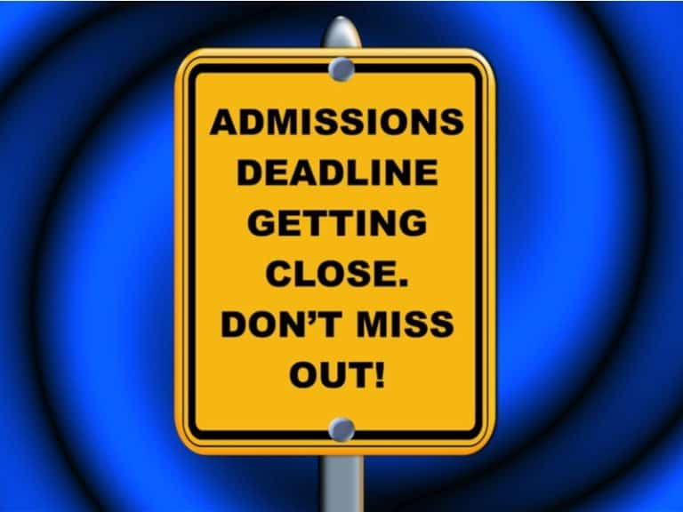 College Application Deadlines Explained