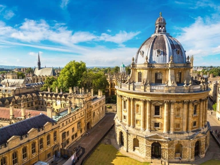 How to Get Into Oxford From the US?